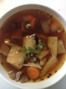 Beef & Potato Soup