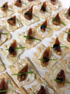 Fig & Chevre Crackers