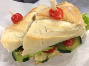 Garden Sandwich