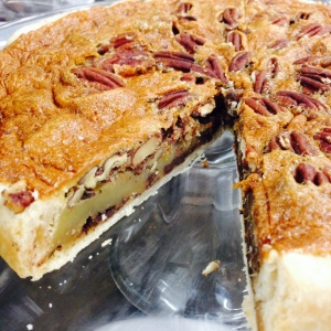 Skip Rock Whiskey Pecan Pie