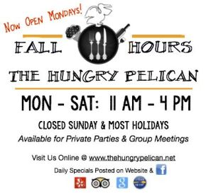 open hours fall 14 mondays