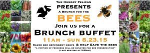 Brunch for bees
