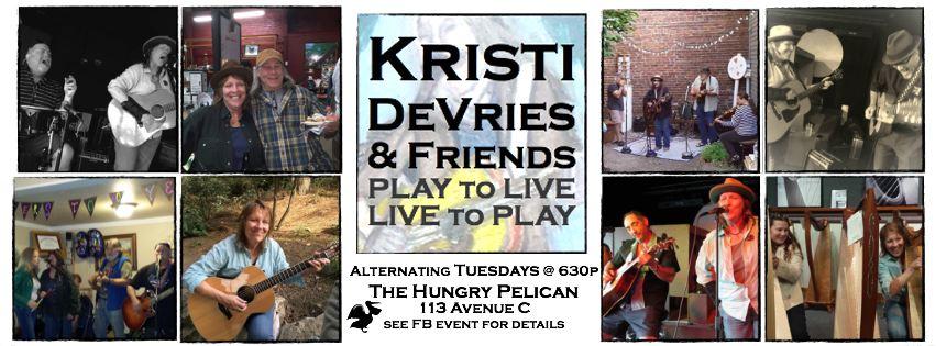 Kristi Tuesdays